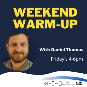 The Weekend Warmup with Daniel Thomas