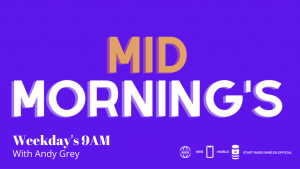 The Morning Show with Andy Grey